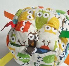 Cute handmade baby gift