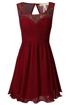 How cute is this dress