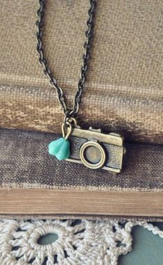 nature photographer necklace