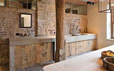 Corvelyn - Realisations - Restored farmhouse (2) - Bernard De Clerk