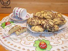 Kókuszos zabpelyhes keksz