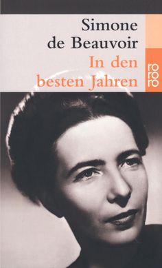 Beauvoir, In den besten Jahren. Mem.(2) (Taschenbuch) - Rowohlt