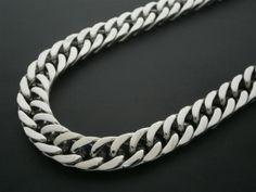 #Collar Cadena barbada 12X59mm Para chico