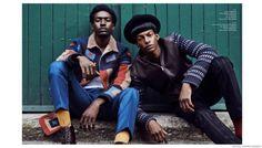 Kings of Kings Road: Ty Ogunkoya, Body Alves & Liam Gardner for LOfficiel Hommes Germany image LOfficiel Hommes Germany Fashion Editorial 003 800x456