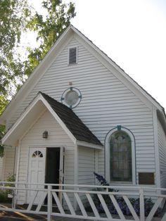 Church in Fairbanks, Alaska