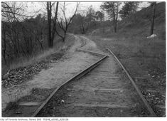 A brief history of Toronto's lost railway system Toronto Ontario Canada, Past, Urban, History, City, Vintage, Black, Black People, History Books