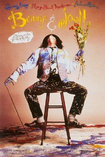 Benny & Joon (1993) A mentally ill young woman finds her love in an eccentric man who models himself after Buster Keaton. (Johnny Depp)