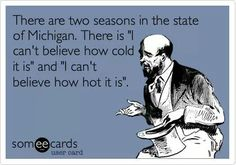 About Michigan Weather ...