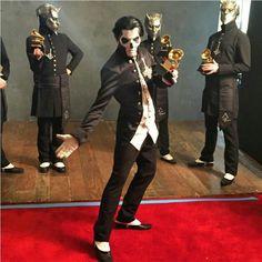 Ghost / Grammy Awards 2016