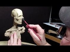 Instructional DVD by David Lemon - Review - Creating a Male Bust in Clay