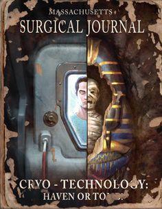 MSJ #8 Book - Fallout 4