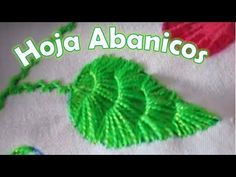 Getting to Know Brazilian Embroidery - Embroidery Patterns Brazilian Embroidery Stitches, Embroidery Leaf, Hand Embroidery Videos, Hand Embroidery Flowers, Types Of Embroidery, Simple Embroidery, Learn Embroidery, Hand Embroidery Stitches, Hand Embroidery Designs