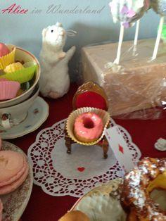 Diy Food, Birthday Candles, Wonderland, Alice In Wonderland Party