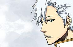 "uchiha-shisuis: ""Older Hitsugaya Toshirou """