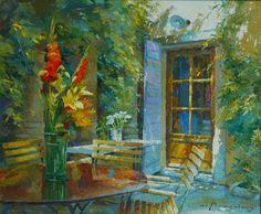 Johan Messely   Belgian Painter   1927