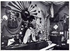 Pavillon tahitien, expo universelle 1900