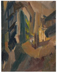 bomberg david plazuela de la p David Bomberg, Abstract Landscape, Abstract Art, Modern Art, Contemporary Art, David Bowie Art, Plaza, Impressionist, Auction
