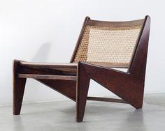 """Jeanneret """"Kangourou"""" Chair"""
