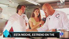 'Cocineros al volante' se estrena esta noche en La 1 de TVE