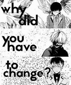 Image result for haise sasaki and touka