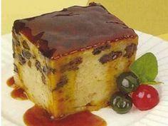 Receta de Torta de Pan 1.5 hr para hacer · 12 raciones Ingredientes: 300 gramos de pan del día anterior 1 litro de leche 100 gramos de azúcar 5 huevos 100 gramos de mantequilla o margarina 1 cucharadita de extracto de vainilla pasa remojadas en 1 taza de licor (por varios días o mínimo la noche anterior) Baking Recipes, Cake Recipes, Dessert Recipes, Argentina Food, Venezuelan Food, Pan Dulce, Angel Food Cake, Latin Food, Cheesecake