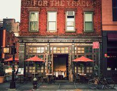 Il Mattone(Tribeca) 413 GREENWICH STREET, (Greenwich St. & Hubert St.)