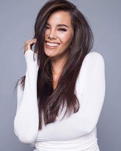 Miss Universe 2018 birincisi Catriona Gray'in doğal halleri Beautiful Eyes, Most Beautiful Women, Beautiful People, Perfect People, Filipino Fashion, Miss Univers, Gray Instagram, Pageant Crowns, Beauty Portrait