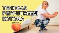 4 liikkeen tehotreeni antaa pakaroihin voimaa ja muotoa Exercise, Gym, Sports, Youtube, Ejercicio, Hs Sports, Excercise, Work Outs, Sport