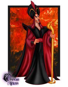 Disney Villains: Jafar by ~Grincha on deviantART
