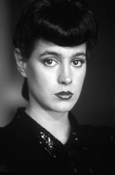 Sean Young - the nose