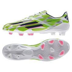 Get soccer boots that are Supernatural! Adidas F50 adizero (Synthetic) Soccer  Cleats ( 20895d24bfb5