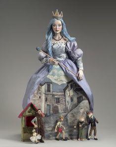 Blue Fairy, Half Dolls, Paperclay, Fairy Dolls, Ooak Dolls, Ball Jointed Dolls, Miniature Dolls, Antique Dolls, Beautiful Dolls
