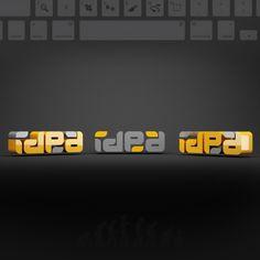 Fresh visual IDEA 3D Logo Revision