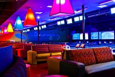 Shenaniganz in Rockwall, TX -- love going bowling w/ friends here & love taking the kids here for bowling, laser tag, go karts and games