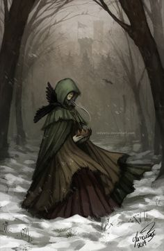 Character Portraits (ravensshire: http://janainaart.deviantart.com/)