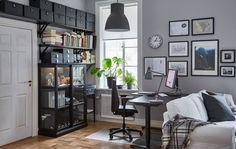 Ein ergonomisch gestalteter Arbeitsplatz sorgt für ermüdungsfreieres Arbeiten.