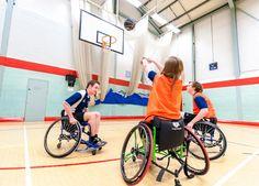 Wheelchair Basketball | by StrodeCollege