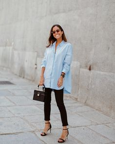 Spanish Girls, Cute Outfits, Work Outfits, Casual Ootd, Street Style, Style Inspiration, My Style, Coat, Youtubers