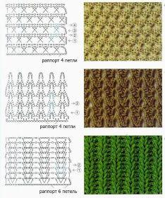Ideas For Crochet Stitches Patterns Texture Yarns Crochet Wool, Crochet Teddy, Crochet Motifs, Crochet Needles, Crochet Diagram, Freeform Crochet, Crochet Chart, Love Crochet, Sewing Stitches