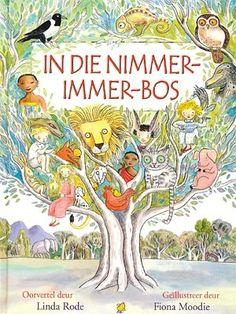 옛날 옛적 숲속에서 벌어진 일|2010년 Alba Bouwer 아동문학 수상  2010년 M.E.R. 수상  2011년 IBBY 남아프리카 공화국 아너 리스트|옛날 옛적 숲속으로 떠나는 동화의 여행에는 아이 어른 모두를 즐겁게 해 줄수 있는 이야기가 펼쳐진다.  이 책을 만들기 위해 동화 연구가 린다 로드는 총 60여개의 동화를 다양한 여러문화에서 선택했다.    이야기의 마지막 페이지에는 주석을 달고 어느 문화에서 비롯된 이야기인지 설명해 놓았다.    피오나 무디의 에칭기법을 이용한 일러스트레이션은 향수를 불러일으키는 느낌을 준다.