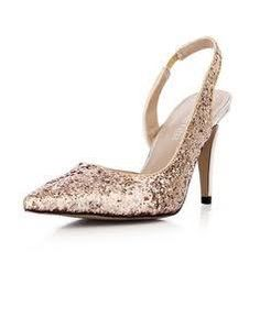 gold wedding shoes - Google Search