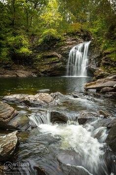 The Falls of Falloch, near to Crianlarich, north end of Loch Lomond National Park Scotland Landscape Photos, Landscape Paintings, Landscape Photography, Nature Photography, Beautiful Waterfalls, Beautiful Landscapes, Beautiful World, Beautiful Places, Les Cascades