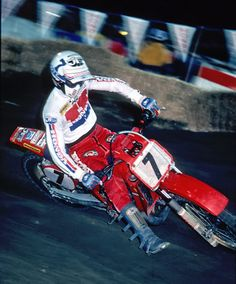 "Donnie ""Holeshot"" Hansen"