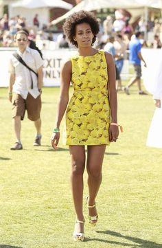 Solange Knowles en Coachella