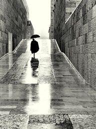 rainy passage...