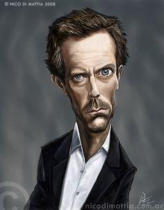Dr_HOUSE_caricature_by_macpulenta.jpg 507×650 pixels