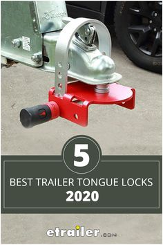 Trailer tongue locks are a simple, affordable way to deter bad guys and make sure your trailer stays yours. Check out our guide for the top trailer tongue locks of and find yours today! Work Trailer, Trailer Plans, Trailer Build, Utility Trailer, Trailer Hitch, Travel Trailer Living, Travel Trailer Camping, Rv Camping, Travel Trailers