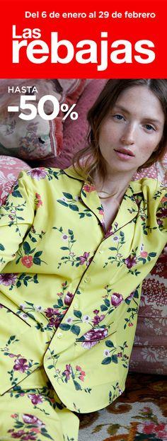 Pijamas hasta -50% Moda Online, Floral Tops, Button Down Shirt, Men Casual, Ralph Lauren, Mens Tops, Shirts, Women, Fashion