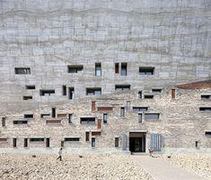 Galería de La obra de Wang Shu en Fotografías por Clemente Guillaume - 48