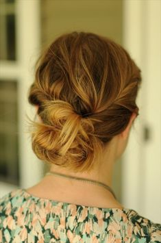 twisted messy bohemian hair tutorial